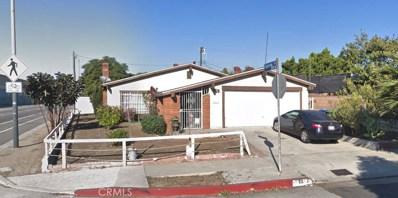 1335 W. Papeete St, Wilmington, CA 90744 - MLS#: SR18190664