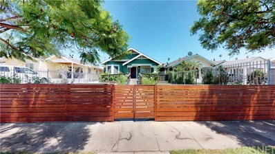 128 N Ardmore Avenue, Los Angeles, CA 90004 - MLS#: SR18190880