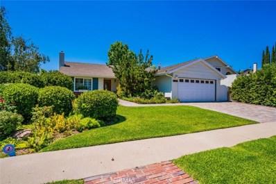 5827 Dovetail Drive, Agoura Hills, CA 91301 - MLS#: SR18191150