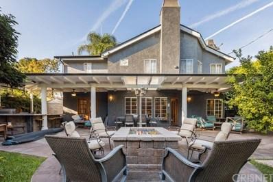 13916 Valleyheart Drive, Sherman Oaks, CA 91423 - MLS#: SR18191328