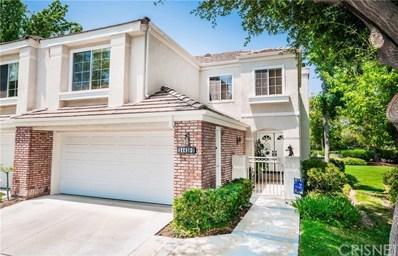 24438 Hampton Drive UNIT B, Valencia, CA 91355 - MLS#: SR18191529