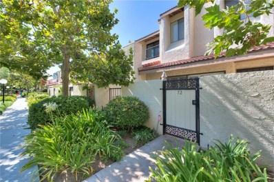 18130 Oxnard Street UNIT 72, Tarzana, CA 91356 - MLS#: SR18192570