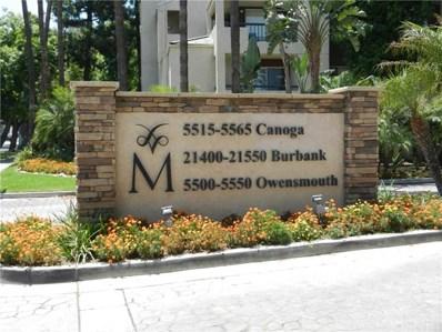 5500 Owensmouth Avenue UNIT 305, Woodland Hills, CA 91367 - MLS#: SR18192913