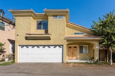 12638 Ralston Avenue, Sylmar, CA 91342 - MLS#: SR18193506