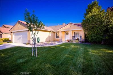 2838 W Oldfield Street, Lancaster, CA 93536 - MLS#: SR18193747