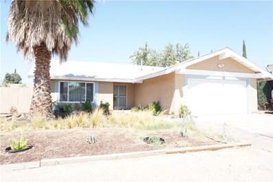 14165 Linnett Drive, Moreno Valley, CA 92553 - MLS#: SR18194031