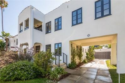 1206 S Sycamore Avenue, Los Angeles, CA 90019 - MLS#: SR18194221