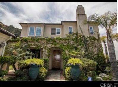2736 Sleepy Hollow Place, Glendale, CA 91206 - MLS#: SR18194225