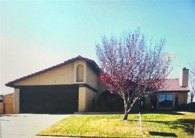 37123 Annie Street, Palmdale, CA 93550 - MLS#: SR18194540