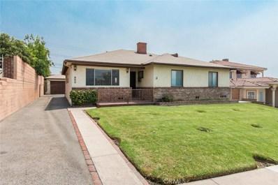 900 Cambridge Drive, Burbank, CA 91504 - MLS#: SR18194711