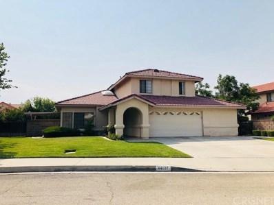 44127 Ruthron Avenue, Lancaster, CA 93536 - MLS#: SR18195532