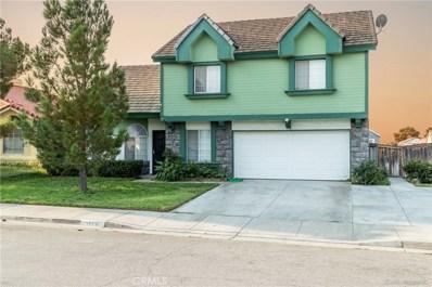 1124 Cloverdale Court, Rosamond, CA 93560 - MLS#: SR18195641