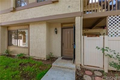 1101 Catlin Street UNIT C, Simi Valley, CA 93065 - MLS#: SR18195999