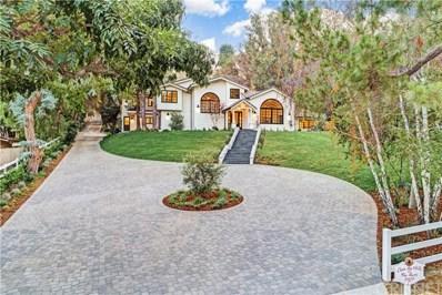 5403 Jed Smith Road, Hidden Hills, CA 91302 - MLS#: SR18196028