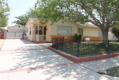 44208 2nd Street E, Lancaster, CA 93535 - MLS#: SR18196097