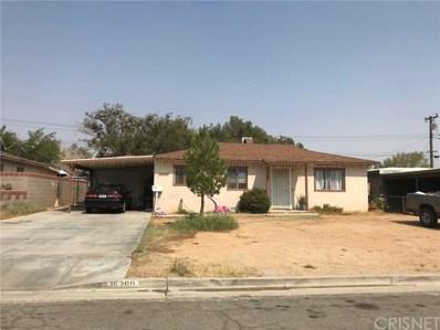 15260 Nadene Street, Mojave, CA 93501 - MLS#: SR18196985
