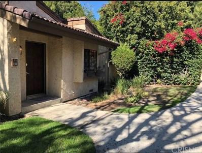 21545 Erwin Street UNIT 100, Woodland Hills, CA 91367 - MLS#: SR18197363