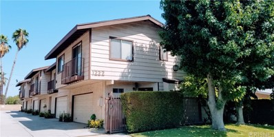 1222 S Alta Vista Avenue UNIT E, Monrovia, CA 91016 - MLS#: SR18197658
