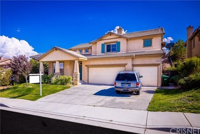 802 VanDal Way, Palmdale, CA 93551 - MLS#: SR18197684