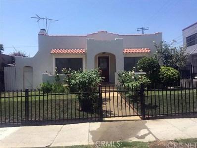 647 N Curson Avenue, West Hollywood, CA 90036 - MLS#: SR18198179