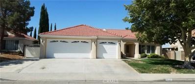 5847 Almond Valley Way, Lancaster, CA 93536 - MLS#: SR18198423