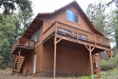 1608 Banff, Pine Mtn Club, CA 93222 - MLS#: SR18198640