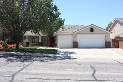 40023 Vicker Way, Palmdale, CA 93551 - MLS#: SR18199129