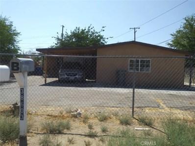 38603 9th Street E, Palmdale, CA 93550 - MLS#: SR18199347