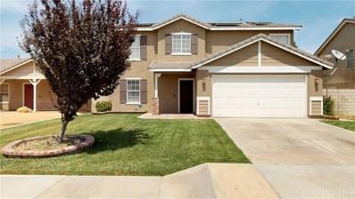 1553 W Holguin Street, Lancaster, CA 93534 - MLS#: SR18199454