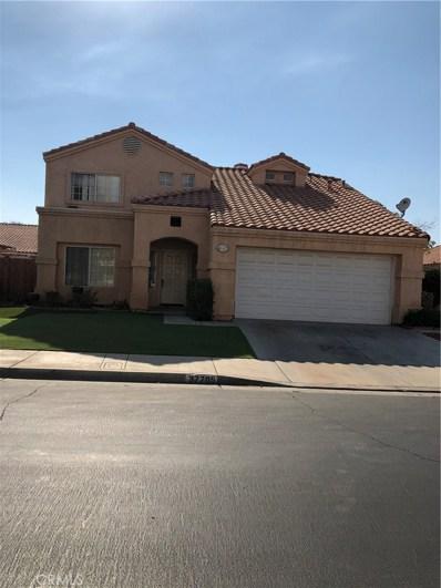 37705 Cardiff Street, Palmdale, CA 93550 - MLS#: SR18200088