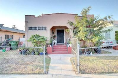 1049 W Gage Avenue, Los Angeles, CA 90044 - MLS#: SR18200952