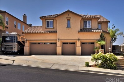 22036 Sunrise View Place, Saugus, CA 91390 - MLS#: SR18201012