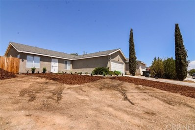1049 Wedgewood Avenue, Rosamond, CA 93560 - MLS#: SR18201015