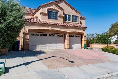 6547 Almond Valley Way, Lancaster, CA 93536 - MLS#: SR18201206
