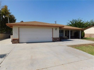 10350 Jeremy Drive, California City, CA 93505 - MLS#: SR18201337