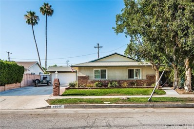 16011 Napa Street, North Hills, CA 91343 - MLS#: SR18202522