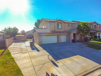 43726 59th Street W, Lancaster, CA 93536 - MLS#: SR18202683