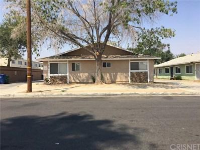 38451 Larkin Avenue, Palmdale, CA 93550 - MLS#: SR18203000