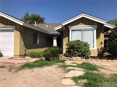 36810 Apache Plume Drive, Palmdale, CA 93550 - MLS#: SR18203144
