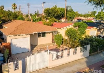 1411 Hollister Street, San Fernando, CA 91340 - MLS#: SR18203423