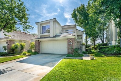 24448 Hampton Drive UNIT A, Valencia, CA 91355 - MLS#: SR18203583