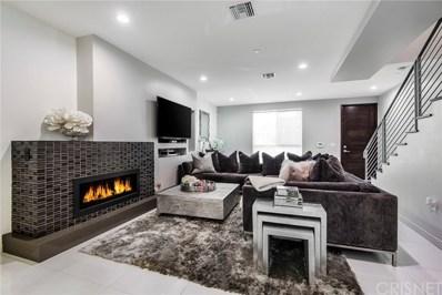 4485 Hazeltine Avenue UNIT 3, Sherman Oaks, CA 91423 - MLS#: SR18203634