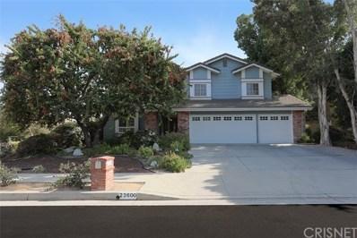 23600 Blythe Street, West Hills, CA 91304 - MLS#: SR18203781