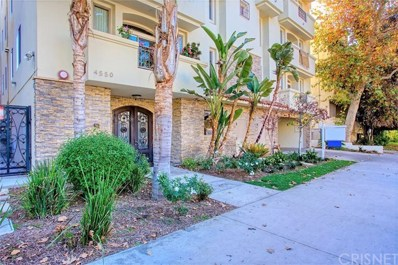4550 Coldwater Canyon Avenue UNIT 301, Studio City, CA 91604 - MLS#: SR18203788