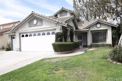 3135 Pearlwood Drive, Lancaster, CA 93536 - MLS#: SR18204010