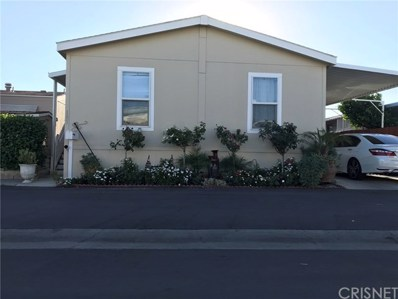 20652 Lassen Street UNIT 105, Chatsworth, CA 91311 - MLS#: SR18204057
