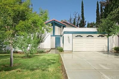 3721 Lesser Drive, Newbury Park, CA 91320 - MLS#: SR18204142