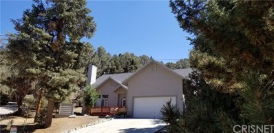 2314 Dom Court, Pine Mtn Club, CA 93222 - MLS#: SR18204225