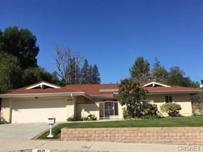 4635 Nomad Drive, Woodland Hills, CA 91364 - MLS#: SR18204805