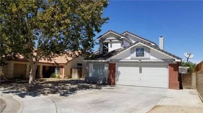 2131 Beechwood Street, Lancaster, CA 93535 - MLS#: SR18205228